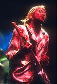 NIRVANA, LIVE, 1993, JEFFREY MAYER