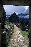Amérique/Amérique du Sud/Pérou/Env de Cuzco : Le Machu Picchu