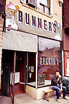 Bunners bake shop at the Junction, Toronto, Canada