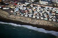 aerial photograph Pacifica San Mateo County, California