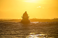 Namotu Island Resort, Nadi, Fiji (Monday, May 30 2016): The  2016 Fiji Women's Pro commenced at 9 am this morning in clean 3'-4' building swell at Cloudbreak. Rounds 2,3and 4  was completed as the swell built through the afternoon. There were strong Trade winds in the afternoon as well making the waves a bit choppy. Photo: joliphotos.com