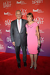 Alvin Ailey Boardmember and Gala Co-Chairs, Managing Director, Lord Abbett & Co Eric Wallach and Daria Wallach Attend Alvin Ailey American Dance Theater-Ailey Spirit Gala 2015 Held at The David H. Koch Theater
