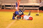 Oxford Middle School vs. Grenada in Oxford, Miss. on Tuesday, September 27, 2011.
