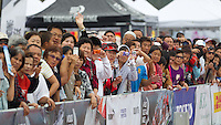 CHINA, Sanya. 4th February 2012. Volvo Ocean Race. Race Village opening ceremony.