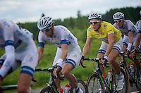Marcel Kittel (DEU) &amp; co.<br /> <br /> 2013 Ster ZLM Tour <br /> stage 4: Verviers - La Gileppe (186km)