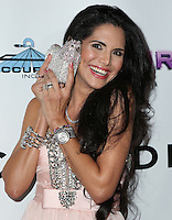 LOS ANGELES, CA - NOV 11: Joyce Giraud attends the first annual Vanderpump Dog Foundation Gala hosted and founded by Lisa Vanderpump, Taglyan Cultural Complex, Los Angeles, CA, November 3, 2016. (Credit: Parisa Afsahi/MediaPunch).