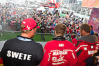 Volvo Ocean Race Auckland