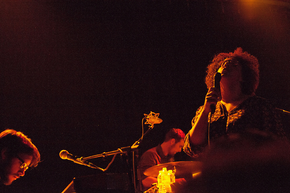 Alabama Shakes - Music Hall of Williamsburg - April 12, 2012