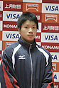Shogo Nonomura (JPN), .APRIL 8, 2012 - Artistic gymnastics : .The 66th All Japan Gymnastics Championship Individual All-Around, Men's Individual 2nd day .at 1nd Yoyogi Gymnasium, Tokyo, Japan. .(Photo by Akihiro Sugimoto/AFLO SPORT) [1080]