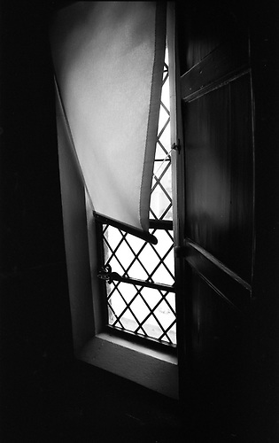 Window Blinds, Oxburgh Hall by Paul Cooklin