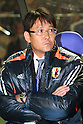 Takashi Sekizuka Head Coach (JPN), March 14, 2012 - Football / Soccer : 2012 London Olympics Asian Qualifiers Final Round, Group C Match between U-23 Japan 2-0 U-23 Bahrain at National Stadium, Tokyo, Japan. (Photo by Daiju Kitamura/AFLO SPORT) [1045]