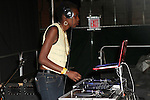 DeeJay Shasha Spinnin for J The S at The Well, Brooklyn NY 9/8/12