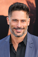 """HOLLYWOOD, LOS ANGELES, CA, USA - MAY 08: Joe Manganiello at the Los Angeles Premiere Of Warner Bros. Pictures And Legendary Pictures' """"Godzilla"""" held at Dolby Theatre on May 8, 2014 in Hollywood, Los Angeles, California, United States. (Photo by Xavier Collin/Celebrity Monitor)"""