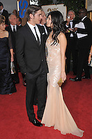 Zac Efron & Vanessa Hudgens at the 66th Annual Golden Globe Awards at the Beverly Hilton Hotel..January 11, 2009 Beverly Hills, CA.Picture: Paul Smith / Featureflash
