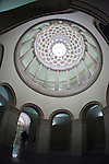 The Small Senate Rotunda in the U.S. Capitol building was originally built in the early 1800s as an ornamental air shaft, following the fire of 1814.