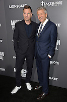 BEVERLY HILLS, CA. October 13, 2016: Ewan McGregor &amp; John Romano at the Los Angeles premiere of &quot;American Pastoral&quot; at The Academy's Samuel Goldwyn Theatre.<br /> Picture: Paul Smith/Featureflash/SilverHub 0208 004 5359/ 07711 972644 Editors@silverhubmedia.com