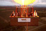 20100616 June 16 Cairns Hot Air Ballooning