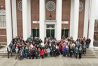 20130411 Custodial Department Group Photo