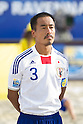 Hirofumi Oda (JPN), SEPTEMBER 02, 2011 - Beach Soccer : FIFA Beach Soccer World Cup Ravenna-Italy 2011 Group D match between Japan 2-3 Mexico at Stadio del Mare, Marina di Ravenna, Italy, (Photo by Enrico Calderoni/AFLO SPORT) [0391]