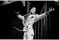 APR 22 ARCHIVE Prince in concert in the 1980s
