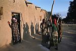 The Sahel, Niger, Africa, 1986, NIGER-10026