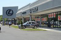 G-Force Strategic Marketing 12-07-12 McDermott Lexus