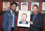 Jesse Tyler Ferguson Sardi's Portrait unveiled