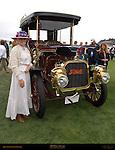 1904 Pope Toledo type IV Rear Entrance Tonneau, Pebble Beach Concours d'Elegance