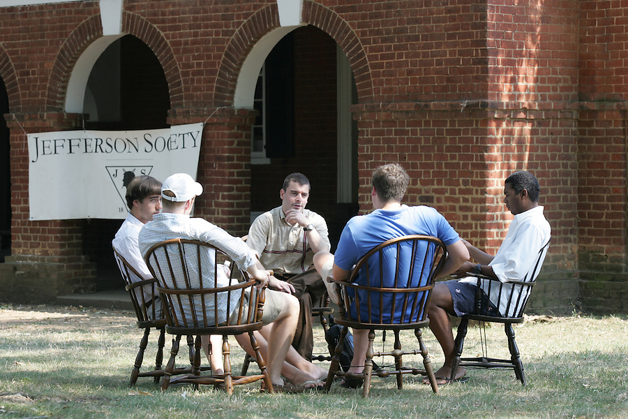 The Jefferson Society.