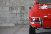 Red beauty Porsche 912