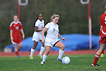 Oxford High's Ali McGee vs. Lafayette High in girls high school soccer in Oxford, Miss. on Saturday, December 8, 2012. Oxford won 1-0.