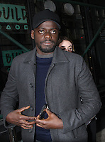 NEW YORK, NY - FEBRUARY 21: Kaluuya Jordan at AOL Build promoting Get Out in New York City on  February 21, 2017. Credit: RW/MediaPunch
