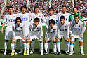 Sagan Tosu Team group line-up, MARCH 5, 2011 - Football : 2011 J.LEAGUE Division 2 match between FC Tokyo 1-0 Sagan Tosu at Ajinomoto Stadium, Tokyo, Japan. (Photo by Yusuke Nakanishi/AFLO SPORT) [1090].