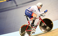 Picture by Simon Wilkinson/SWpix.com - 03/03/2017 - Cycling 2017 UCI Para-Cycling Track World Championships, Velosports Centre, Los Angeles USA -GB Jonathan Gildea silver