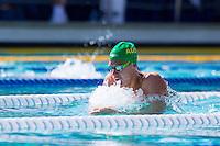 Santa Clara, California - Sunday June 5, 2016:  Mitchell Larkin races in the Men's 200 LC Meter IM at the Arena Pro Swim Series at Santa Clara morning session.