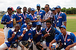 Final game of MLB Torneo Supremo in Boca Chica