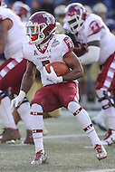 Annapolis, MD - December 3, 2016: Temple Owls running back Jahad Thomas (5) in action during game between Temple and Navy at  Navy-Marine Corps Memorial Stadium in Annapolis, MD.   (Photo by Elliott Brown/Media Images International)