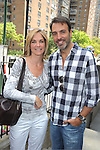 Kassie DePaiva and Ron Carlivati attending The One Life to Live.43rd Anniversary Block Party outside the ABC Studio on July 15, 2011 in New York City.
