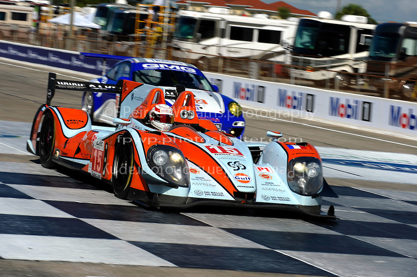 #15 Oak Racing Pescarolo-Judd (LMP1) of Guillaume Moreau, Bertrand Bagette & Dominik Krailhamer
