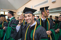 Hany Khattab. Class of 2012 commencement.