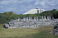 El Rey ruins and Isla Mujeres, Mexico