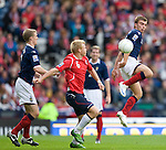 James Morrison clears from John Arne Riise