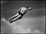 Platform Diving, Olympic previews, Fort Lauderdale, Florida, USA, May 1996