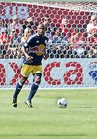 July 20, 2013: New York Red Bulls defender Jamison Olave #4 in action during a game between Toronto FC and the New York Red Bulls at BMO Field in Toronto, Ontario Canada.<br /> The game ended in a 0-0 draw.