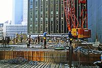 New York: Construction site--E. 42nd St.