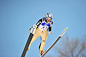 Kaori Iwabuchi (JPN),.MARCH 4, 2012 - Ski Jumping : FIS Ski Jumping World Cup Ladies in Zao, Individual the 13th Competiiton HS100 at Jumping Hills Zao,Yamagata ,Japan. (Photo by Jun Tsukida/AFLO SPORT) [0003].