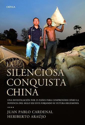 Portada del libro sobre China y su liderazgo mundial.