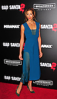 NEW YORK,NY November 015 : Alysia Reiner attend the 'Bad Santa 2' New York premiere at AMC Loews Lincoln Square 13 theater on November 15, 2016 in New York City...@John Palmer / Media Punch