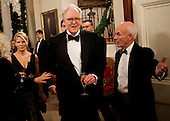 Actor John Lithgow arrives for a Kennedy Center Honors reception in the East Room of the White House, Sunday, December 4, 2011 in Washington, DC.  For their accomplishments and contributions to the arts actress Meryl Streep, singer Neil Diamond, actress Barbara Cook, musician Yo-Yo Ma, and musician Sonny Rollins where etched recognized as this year's recipients of the Kennedy Center Honors..Credit: Brendan Smialowski / Pool via CNP