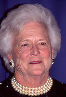 Barbara Bush 1996 By Jonathan Green